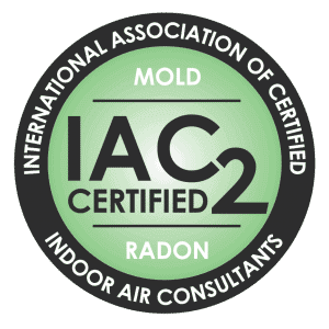 IAC2 Mold and Radon Certified