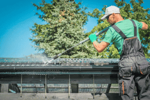 It's Time To Winterize Roof and Gutters Cleaning